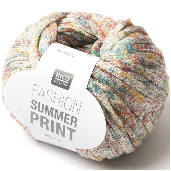 Rico Design Fashion Summer print 50g 65m