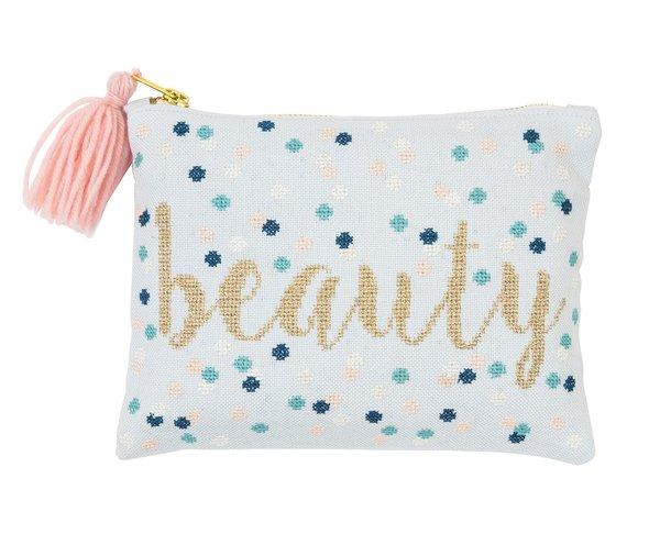 Rico Design Stickpackung Etui Beauty 17x22,5cm