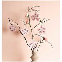 Paper Poetry Stickkarton Kirschblüten 8 Stück