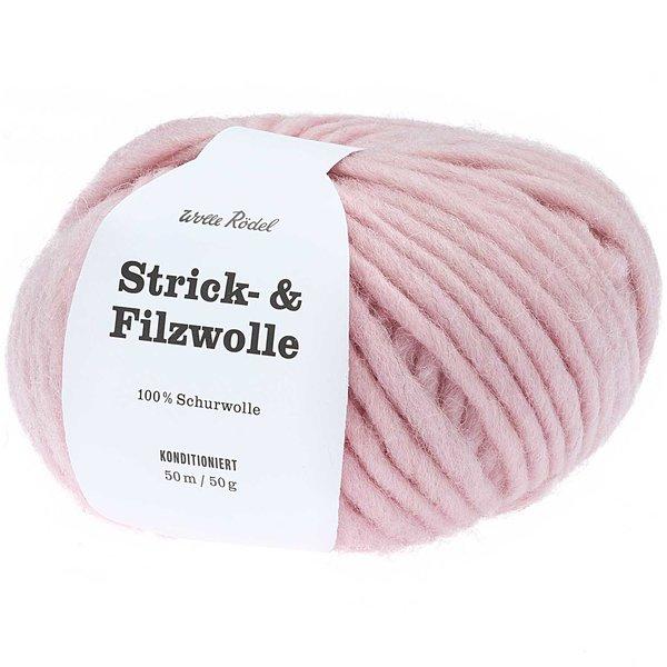 Wolle Rödel Strick- & Filzwolle 50g 50m