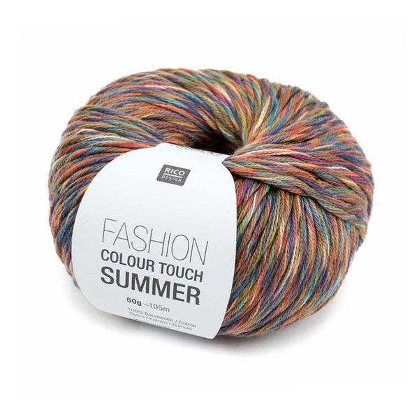 Rico Design Fashion Colour Touch Summer 50g 105m