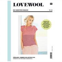 Rico Design Lovewool Nr.6 Handstrickmagazin Frühjahr-Sommer 2018