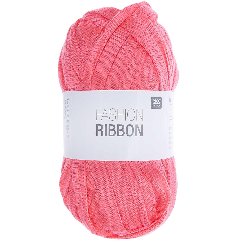 rico design fashion ribbon 100g 40m wolle r del. Black Bedroom Furniture Sets. Home Design Ideas