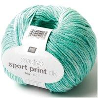 Rico Design Creative Sport Print dk 50g 145m