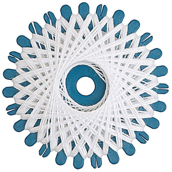 Rico Design Nähgarn weiß 2x20m