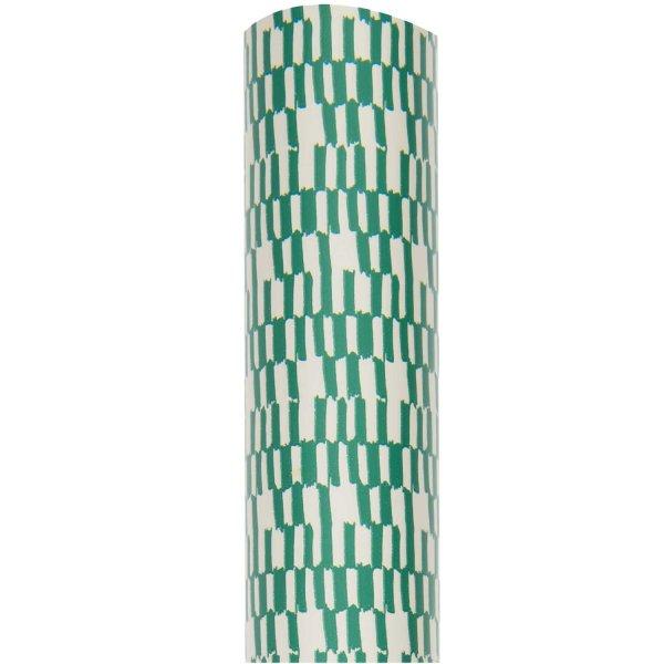 Paper Poetry Geschenkpapier Jardin Japonais Muster grün 70cm 2m