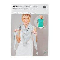 Rico Design Strickidee compact Nr.165 fashion romeo aran-julia aran