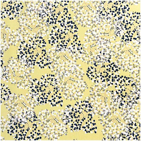 Rico Design Stoff Allium grün 50x140cm
