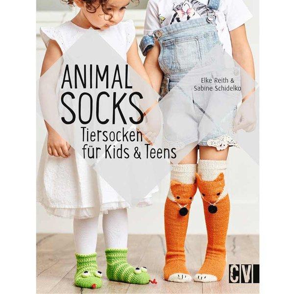 Christophorus Verlag Animal Socks - Tiersocken für Kids & Teens