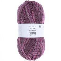 Rico Design Superba Cotton Stretch Print Mix 100g 420m