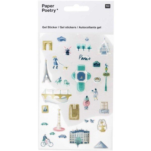 Paper Poetry  Gelsticker Paris