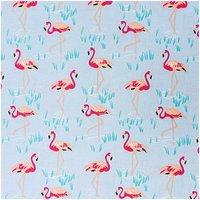 Rico Design Stoff Flamingo 50x140cm