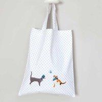 Rico Design Stickpackung Tasche Katzen 35x41cm