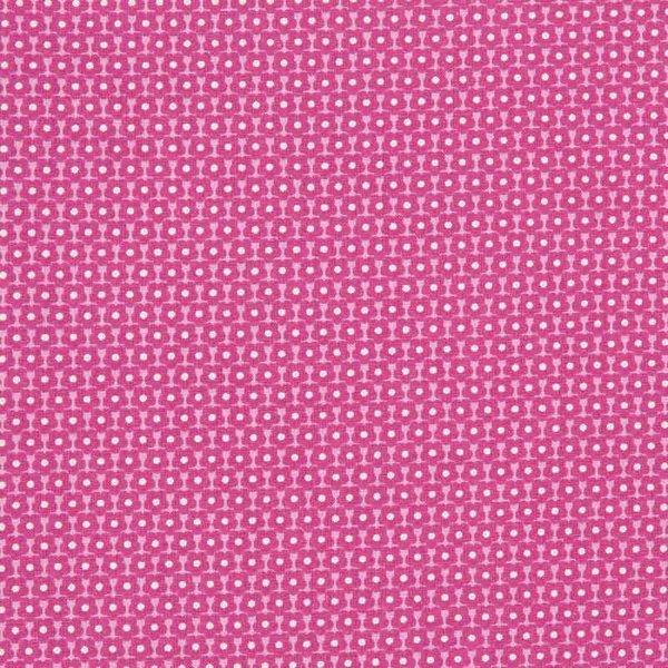 Rico Design Stoff Doilies rosa-pink 50x160cm