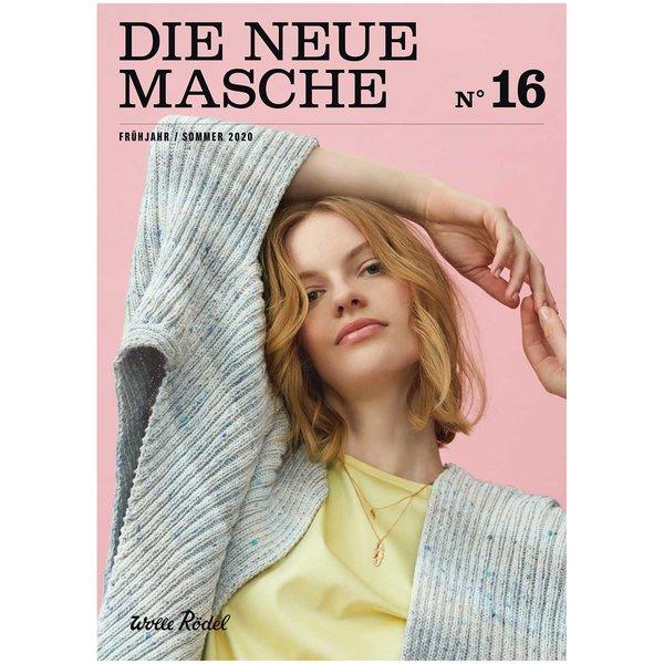 Wolle Rödel DIE NEUE MASCHE Nr. 16 Frühjahr-Sommer 2020 Anleitungen