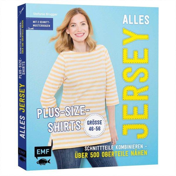 EMF Alles Jersey - Plus-Size-Shirts