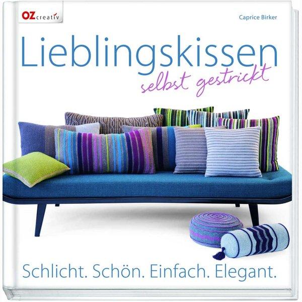 Christophorus Verlag Lieblingskissen selbst gestrickt
