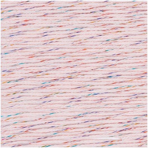 Wolle Rödel Mille Fili Glitz rosa 50g 120m