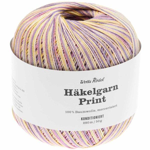 Rico Design Häkelgarn Print 50g 260m