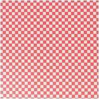 Rico Design Stoff Schachbrett neonorange 50x160cm