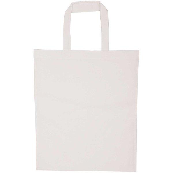 Rico Design Tragetasche für Kinder weiß 24x28cm
