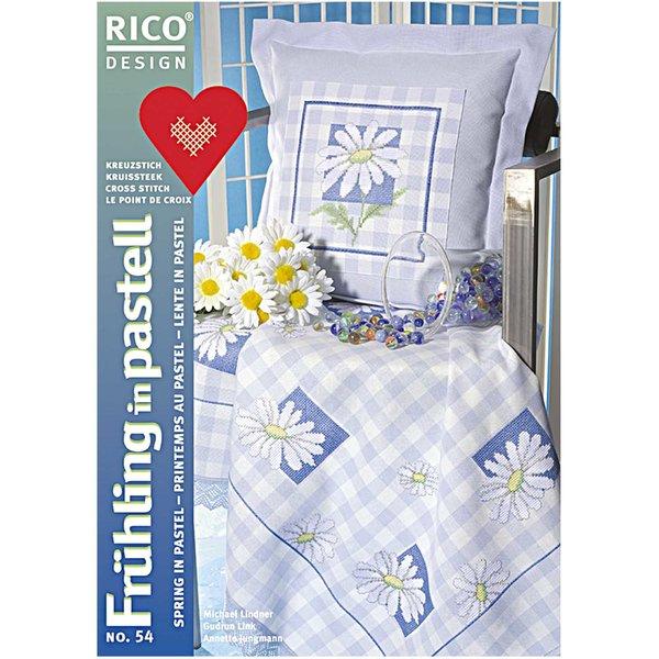 Rico Design Frühling in pastell Nr.54