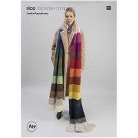 Rico Design Strickidee compact Nr.849 Creative Riguretto aran