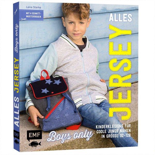 EMF Alles Jersey - Boys only: Kinderkleidung für coole Jungs