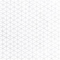 Rico Design Stoff weiß Raute silber 50x140cm