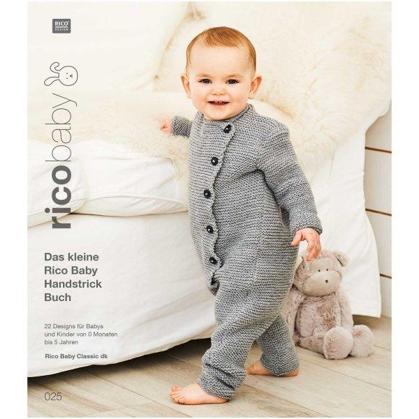 Rico Design Baby Heft Nr.25