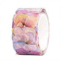 Rico Design Flower Washi Tape Hortensie