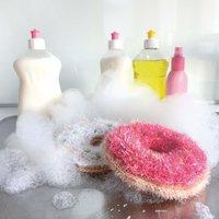 Häkelanleitung Donut Spülschwamm aus Creative Bubble