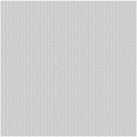 Rico Design Stoff gestrichelt weiß-grau 50x140cm