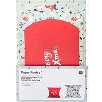 Paper Poetry Geschenkschachteln Jolly Christmas Classic 6 Stück