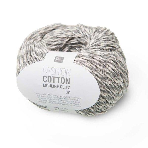 Rico Design Fashion Cotton Mouliné Glitz dk 50g 90m