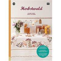 Rico Design Stickbuch Herbstwald Nr.145