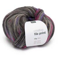 Rico Design Creative Filz print 50g 50m