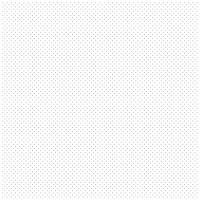 Rico Design Stoff Punkte klein weiß-grau 50x70cm