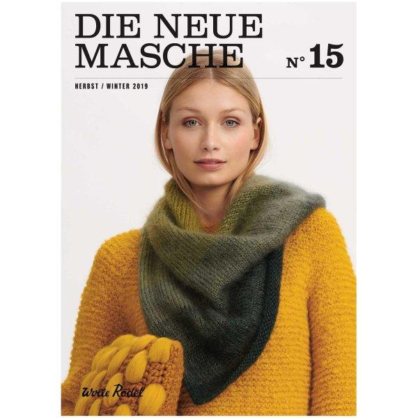 Wolle Rödel DIE NEUE MASCHE Nr. 15 Herbst-Winter 2019 Anleitungen