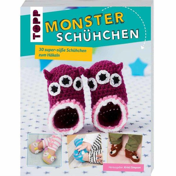 TOPP Monsterschühchen häkeln