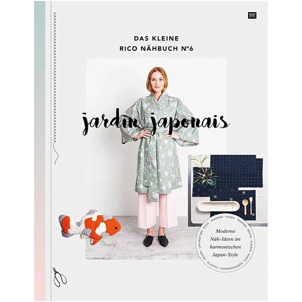 Rico Design Das kleine Rico Nähbuch Jardin Japonais