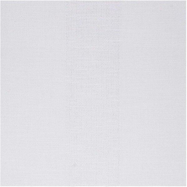 Rico Design Tischband weiß 30x160cm