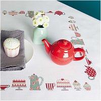 Rico Design Stickpackung Decke Torten & Cupcakes 90x90cm