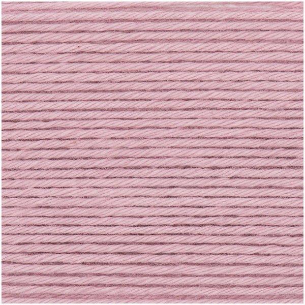 Rico Design Baby Cotton Soft dk altrosa 50g 125m