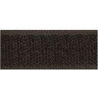 Rico Design Klettband zum Annähen schwarz 50cm