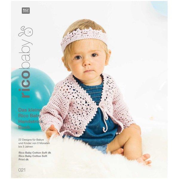 Rico Design Baby Heft Nr. 21