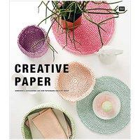 Rico Design Creative Paper - Homedeko & Accessoires aus Papiergarn