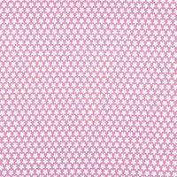 Rico Design Stoff Blümchen pink-weiß 50x55cm