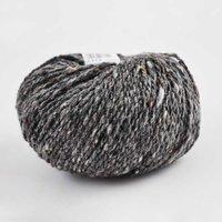 Wolle Rödel Royal Tweed grau 50g 90m