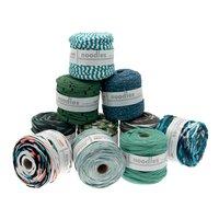 noodles Textilgarn multicolor ca. 500-700g